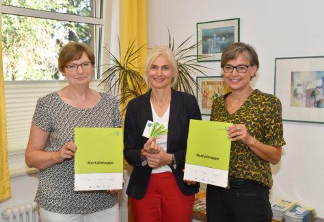 Notfallmappe in der Grafschaft Bentheim steht zum Download bereit