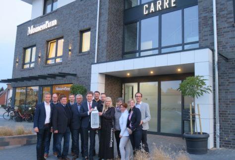 """Mehrzweckgebäude """"Carré"""" eröffnet in Lingen"""
