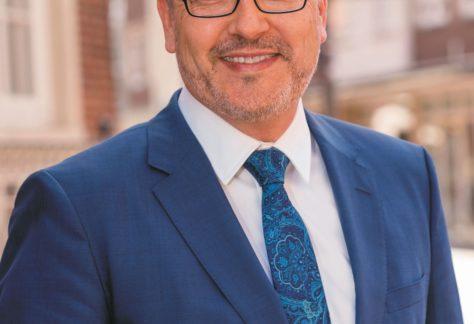 Jahresabschlussgespräch mit Meppens Bürgermeister Helmut Knurbein