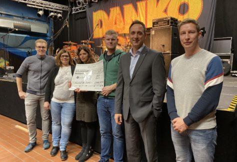 Lethmate Stiftung unterstützt Alten Schlachthof Lingen mit über 5500 Euro