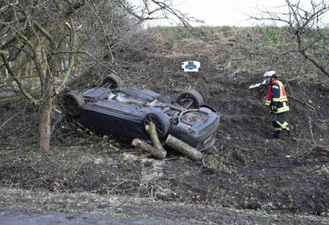 Schwerer Unfall auf der B213 zwischen Lingen und Bawinkel
