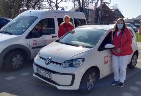 Helfer nähen über 500 Schutzmasken für Pflegeeinrichtung in Nordhorn