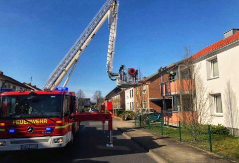 Feuerwehr am Samstag drei Mal im Einsatz