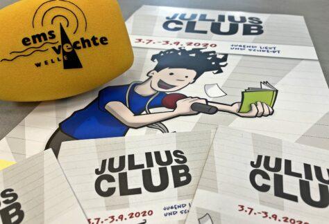 Buchtipp: Julius Club Special 6
