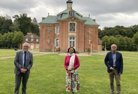 Emslandmuseum Schloss Clemenswerth erhält Förderung