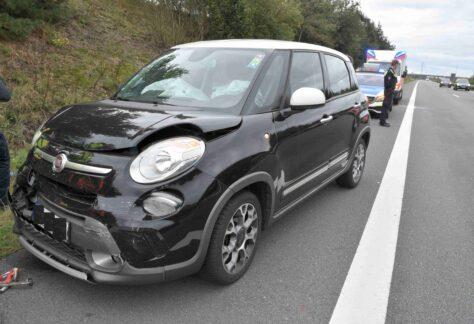 Unfall mit fünf Verletzten auf der A31 bei Wietmarschen