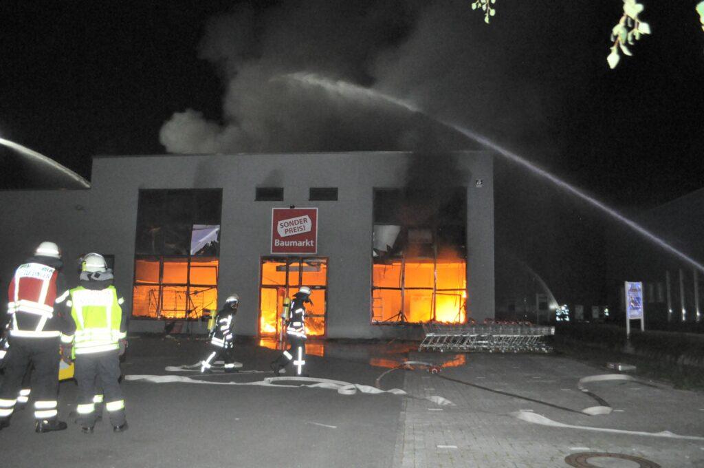 Brand Lingen