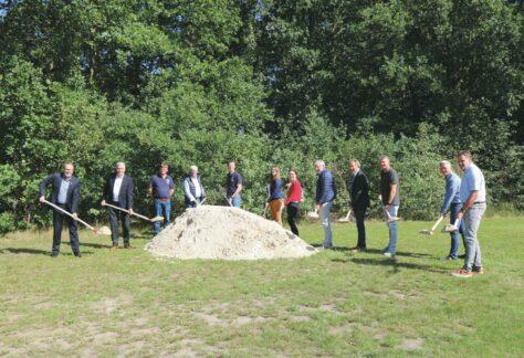 SV Teglingen erhält neuen Hauptplatz und Tribüne