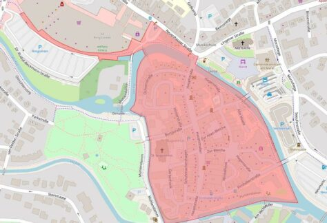 Neue Corona-Auflagen in der Grafschaft Bentheim: Mundschutzpflicht an Schulen und weitere Beschränkungen in Nordhorn