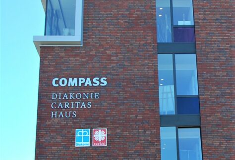 Compass Diakonie Caritas Haus in Nordhorn bietet Hilfedienste an