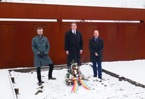 Emsland und Grafschaft Bentheim gedenken der Opfer des Nationalsozialismus