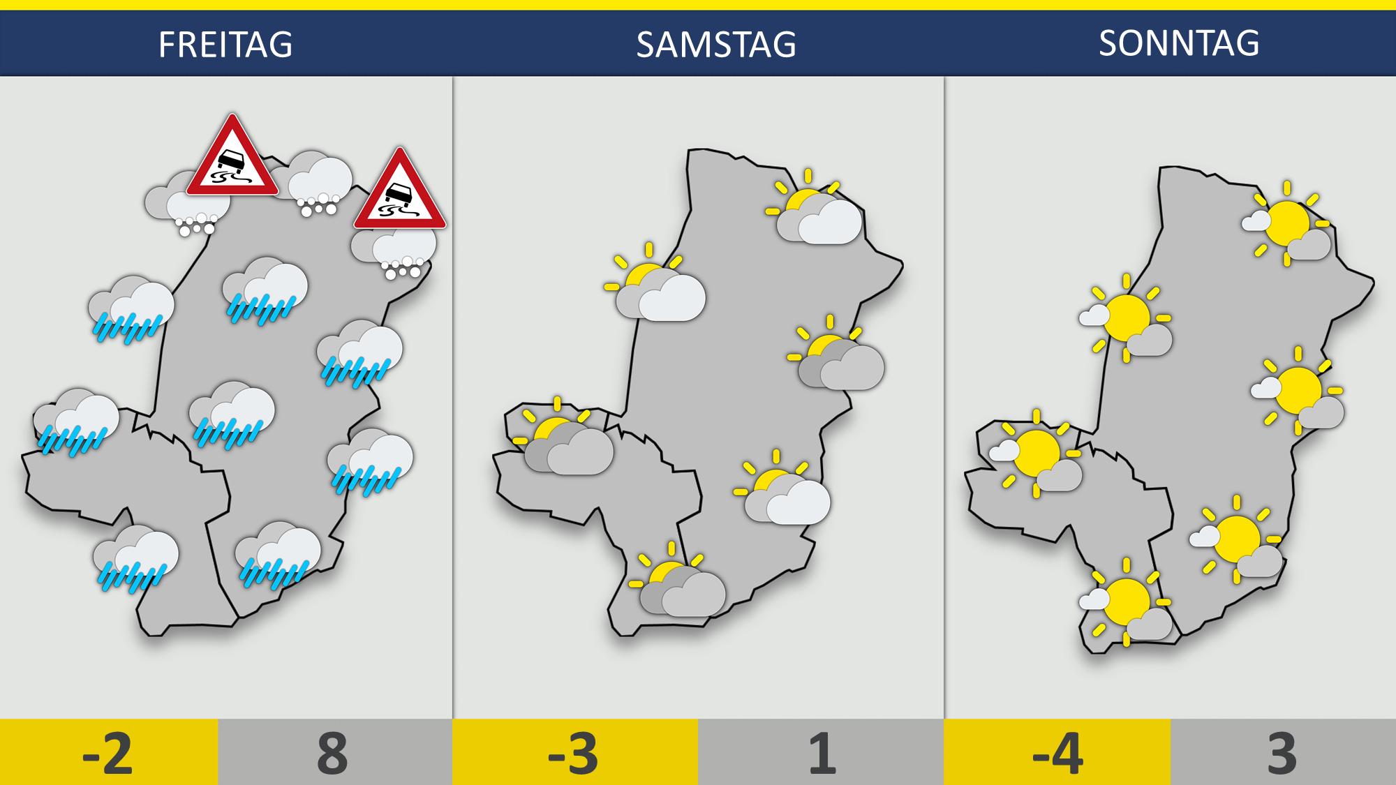 Kalte Sophie 2021 Wetter