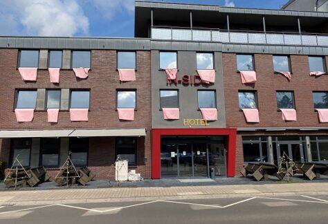 Tourismus in der Grafschaft Bentheim zeigt Flagge