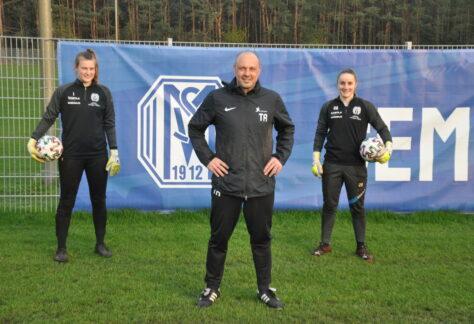 Marcus Antczak wird neuer Torwarttrainer der Bundesliga-Frauen des SV Meppen