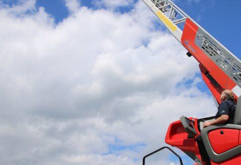 Neues Hubrettungsfahrzeug für die Ortsfeuerwehr Haren