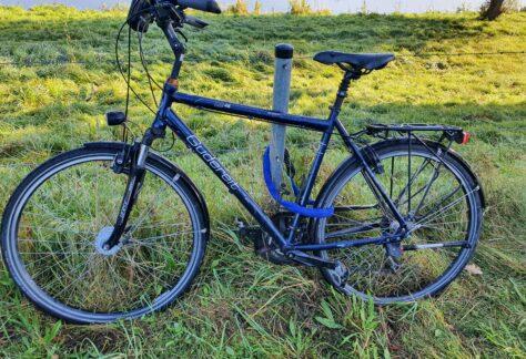 Polizei sucht Eigentümer eines Fahrrads in Haren