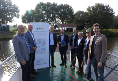 Klimaschutzregion Papenburg-Dörpen-Rhede verlängert Zusammenarbeit