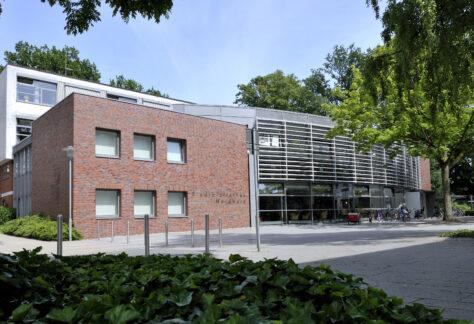 Nordhorn: Stadtbibliothek und Stadtverwaltung am Samstag offline