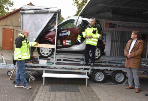 Landkreis Emsland investiert 60.000 Euro in Verkehrssimulatoren